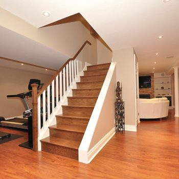 Basement-With-Wooden-Floors-Custom-Home-Renovations