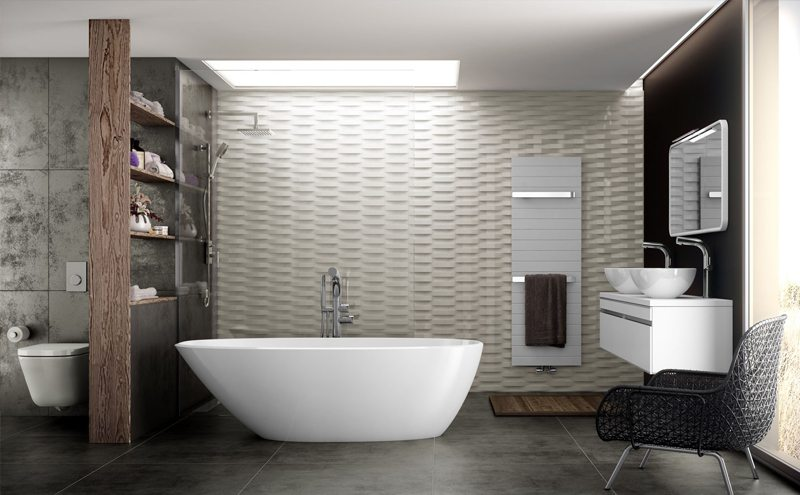 Different Materials You Can Use For Kitchen And Bathroom Renovations- Bathroom materials