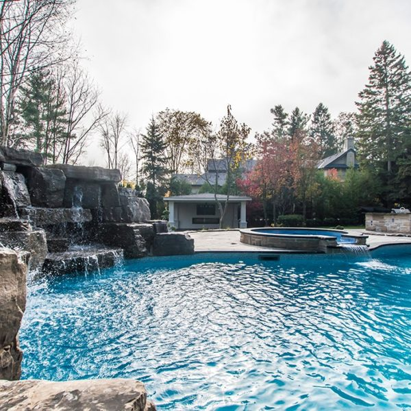 Custom-Built-Pool-With-Waterfall