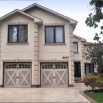 Double-Door-Garage-House-With-Stone-Driveway-In-Oakville