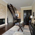 Living-Room-With-Stone-Fireplace-Burlington