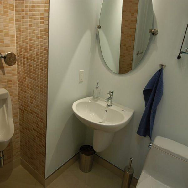 Renovated-Bathroom-With-Enclosed-Urinal
