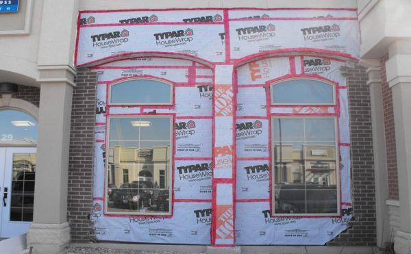 Store Front Restoration