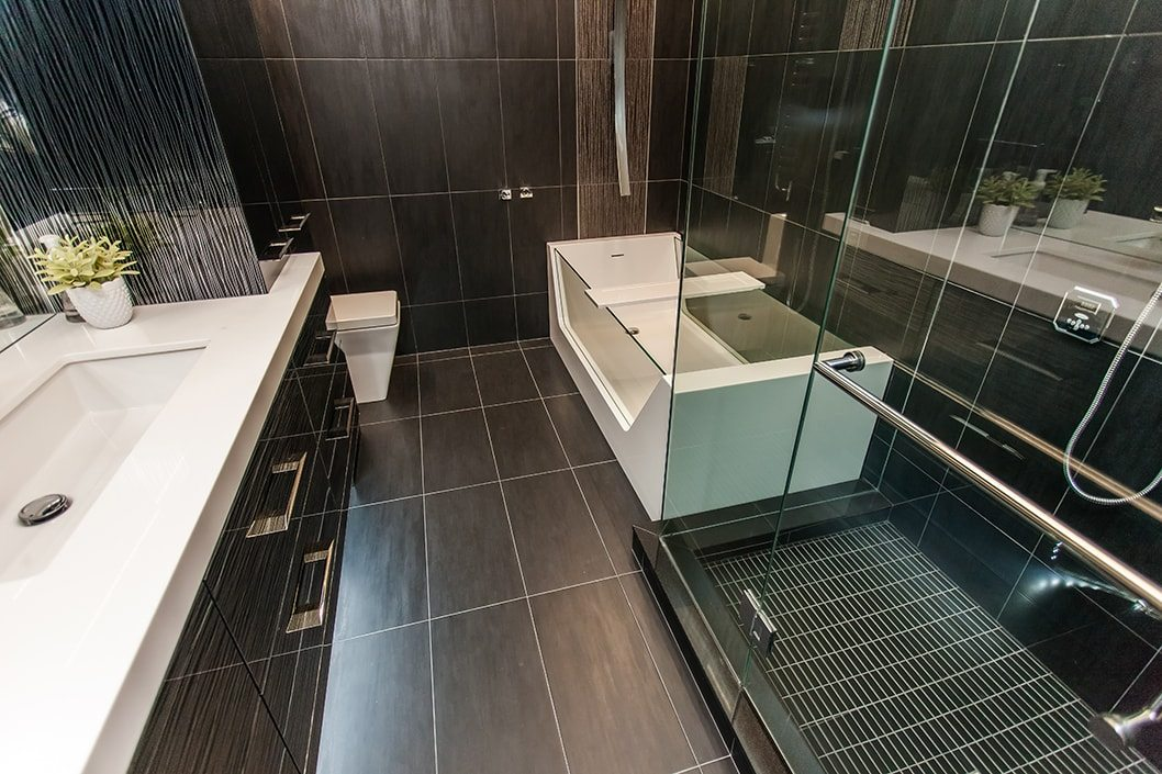 Amazing You Dont Have To Be An Interior Design Pro To Create A Stunning Bathroom Bathrooms Are Functional  Unifying The Space Perfectly Mosaic Tiles Break Up The Stark, Ultramodern Look Of This Luxury Shower, Adding A Playful Feel And Lively