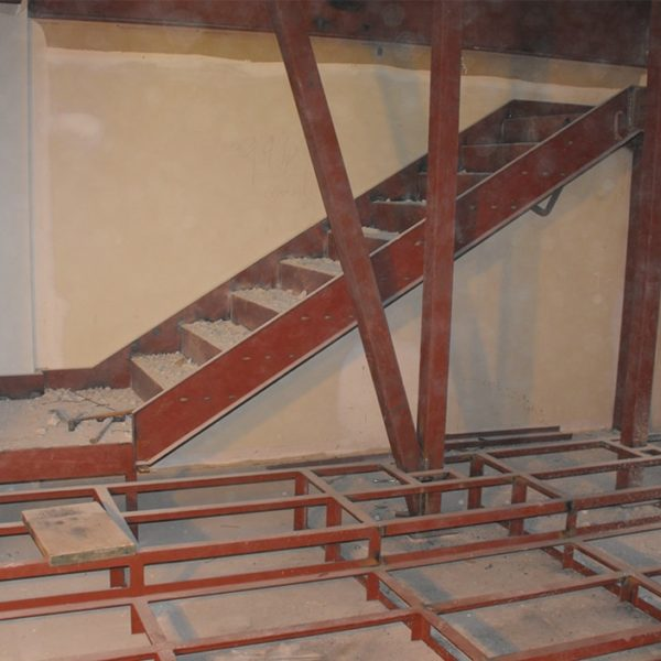 Staircase-Metal-Structure
