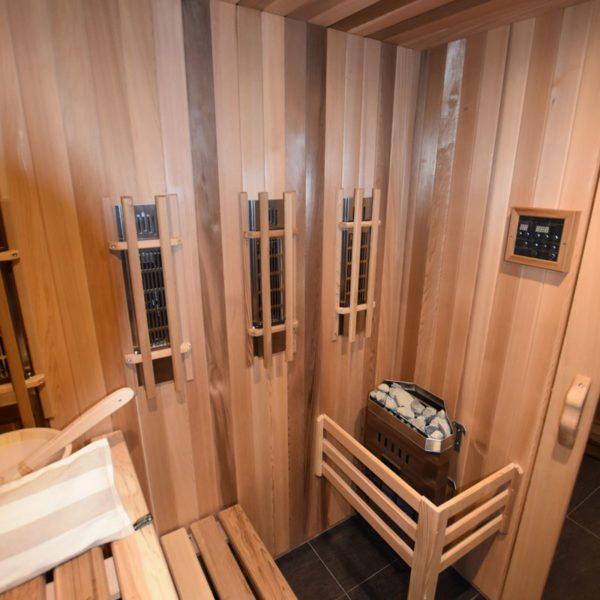 800 sauna