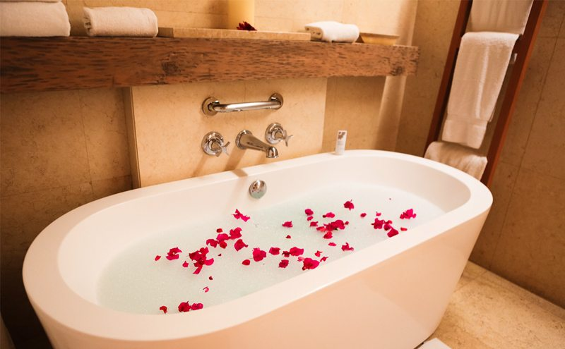 Reasons To Renovate Your Home- Luxury Bathtub